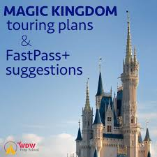 cinderella castle floor plan magic kingdom touring plans and fastpass suggestions for 2017