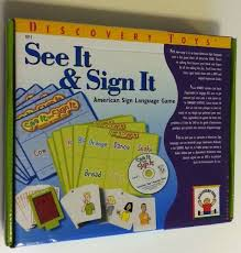 37 best sign language gifts images on american sign
