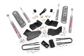 4in suspension lift kit for 83 97 ford 4wd ranger 430 20 rough