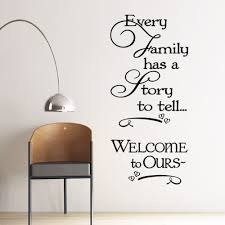 aliexpress com buy welcome to our home family quote wall decals aliexpress com buy welcome to our home family quote wall decals decorative removable heart vinyl wall stickers home decor bed room home decoratrom from