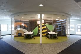 ibm austin u0027s new studio putting office design to the test ht group