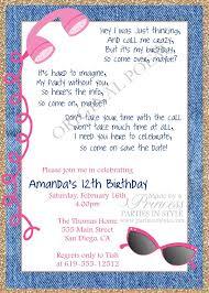 call me maybe printable birthday invitation diy teen tween on