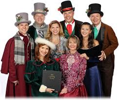 christmas carolers the caroling party chicago s most popular christmas carolers