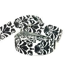 damask ribbon black damask ribbon damask print ribbon black damask damask