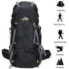 waterproof cycling gear hiking backpack onepack 50l 45 5 waterproof backpacking outdoor