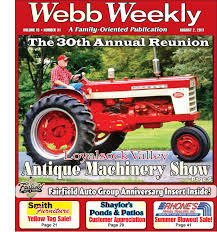 webb weekly august 2 2017 by webb weekly issuu