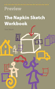 napkin sketch workbook by don moyer education blurb books