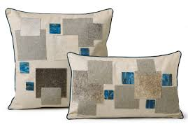 Cowhide Pillows Fibre By Auskin Cowhide Decorative Pillows