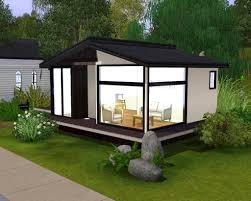 Starter House Plans Mod The Sims Modern Starter House