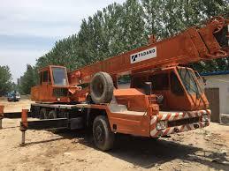 tadano tl 250 e truck crane used japan original 25 ton tadano