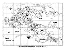 map of pomona california cal poly pomona map cal poly pomona california mappery