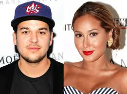 after her breakup from rob kardashian adrienne bailon needs
