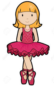 ballerina isolated royalty free cliparts vectors and stock