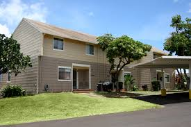 defense department civilians families offered on post housing