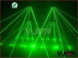 special effects laser lights green beam laser spider
