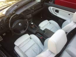 bmw e36 convertible interior conversion grey to black youtube