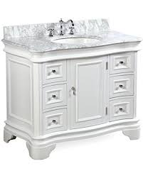 boo tiful sales on katherine 42 inch bathroom vanity carrara