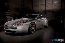 stanced aston martin pasmag performance auto and sound flash of class oracle