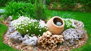 garden decorating ideas crafty images on with garden decorating