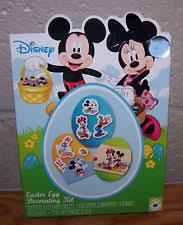 mickey mouse easter eggs mickey mouse easter egg ebay
