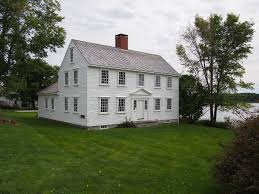 john perkins house castine maine wikipedia