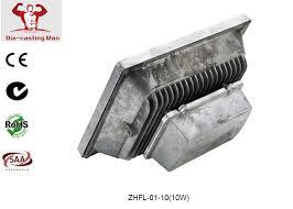 Led Lighting Fixture Manufacturers Die Aluminum Led Flood Light Housing Waterproof Outside