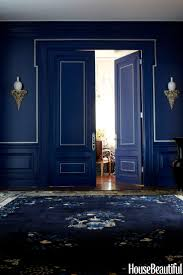Dark Blue Powder Room 721 Best Navy Rooms Images On Pinterest Navy Blue Colors And Room