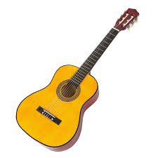 amazon com music alley ma34 n classical junior guitar musical