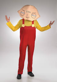 Family G Family Guy Baby Stewie Costume Size In Mens Costumes