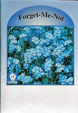 forget me not seed packets flower seed packets ebay