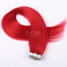 Hair Extension Supplier by Peruvian Wholesale Tape Hair Extensions Factory Dl0007 China