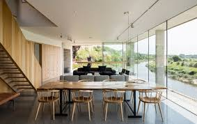 modern country house sandy rendel architects interior 4 the spaces