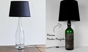 Wine Bottle Light Fixtures Diy Bottle Lamp