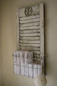 Upcycling Old Windows - awesome ways to repurpose old shutters repurposed woodworking