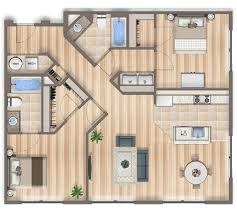 Floor Plans For Real Estate 1 2 3 Bedroom Apartments For Rent In Washington Dc Sheridan