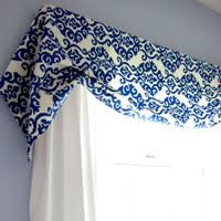 Making A Valance Window Treatment Window Treatments Sew U0026 No Sew Archives In My Own Style