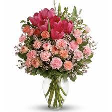 bouquet delivery of bouquet vase arrangements the sympathy store