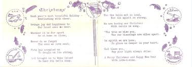 wake 1941 christmas poem bonita gilbert