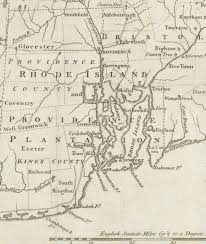 New England Maps by Historical Maps Of Barrington Barrington Preservation Society