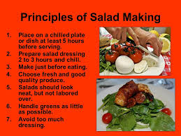 salads overview main types of salad nutritional value of salads
