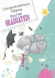 me to you congratulations on your graduation funky pigeon