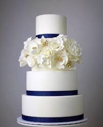 4 tier wedding cake with white flowers online shopping site for