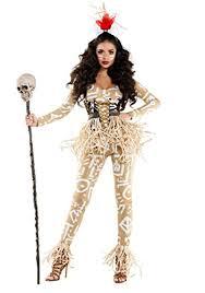 halloween costumes com coupons starline llc womens women u0027s voodoo seductress costume large