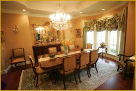 classic dining room design 11686