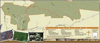 Map Of Nashville Tn Toward Simple Trail Review Beaman Park Trails Nashville Tn