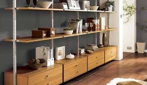 shelving beautiful room shelves custom dining room built in