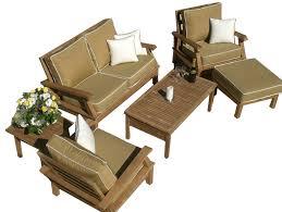 Teak Tables Deep Seating Teak Set Information Teak Furniture Outlet