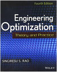 engineering optimization theory and practice by singiresu s rao