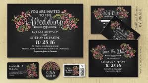chalkboard wedding invitations read more floral chalkboard wedding invitations wedding
