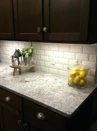 backsplash tiles for dark cabinets tiles backsplash 77 great amazing pleasant white subway tile with